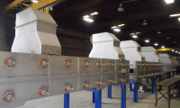 Cleaning Chambers for Aluminum Coil Processor